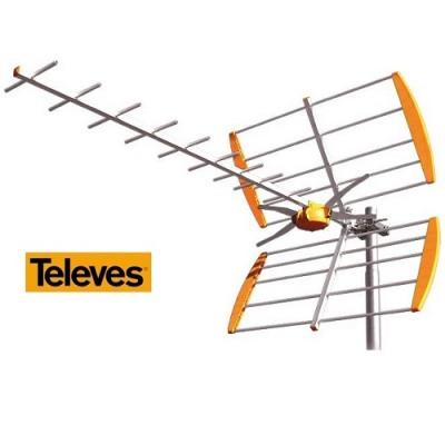 UHF TELEVES